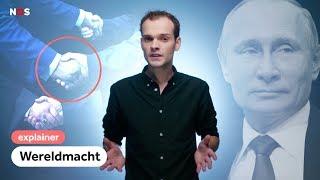 Poetins slimme schaakspel op de wereldkaart