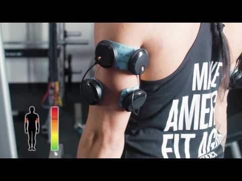 Working Out With Compex Tricep