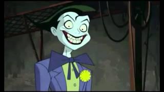 Joker's Death Full Scene (Uncensored) HQ Batman Beyond: Return Of The Joker