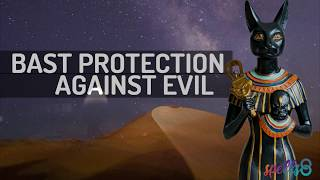 🙏🐈 Bast Prayer Against Evil 🧙♀️ Egyptian Cat Goddess Of Protection - Witchcraft