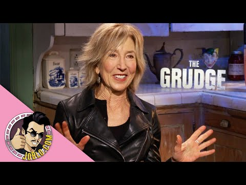 Lin Shaye Interview for The Grudge (2020)
