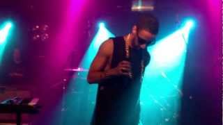 Ryan Leslie - Addiction Live (High Quality Mp3)