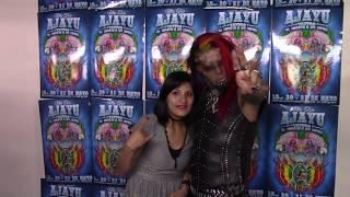 Ajayu Tatto-Mi primer tatuaje y fotos con el Diablo