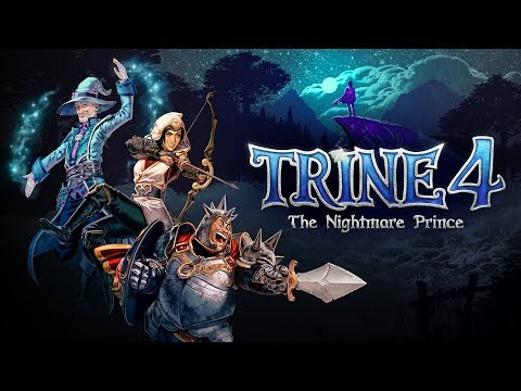 Trine 4: The Nightmare Prince  - Announcement Trailer thumbnail