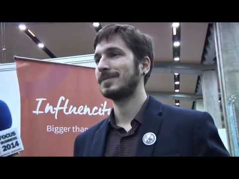 Entrevista a Daniel Sánchez en el #DPECV2014