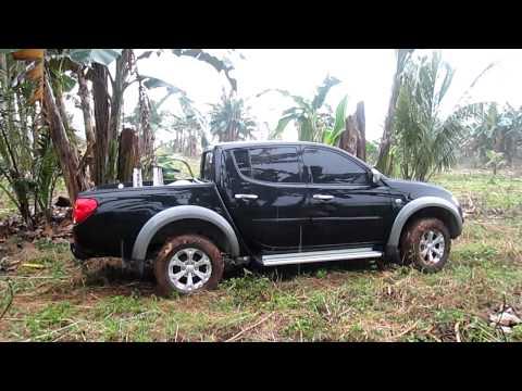 2012 Mitsubishi Strada GLS-V @ Claveria Farm