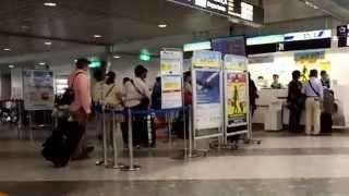 新千歳空港ターミナルビル内NewChitoseSapporoAirportterminalbuilding
