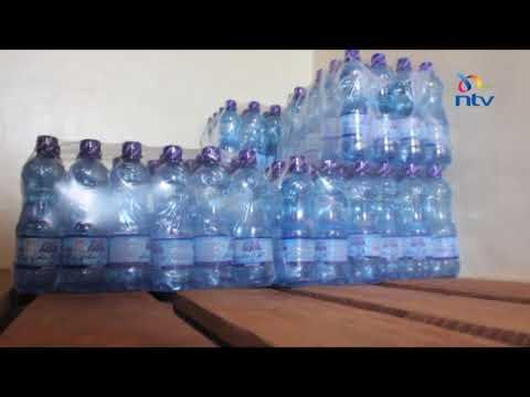 MUWASCO finds new revenue stream in bottling water