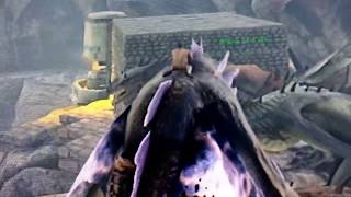 Ark Gameplay RAID!!!
