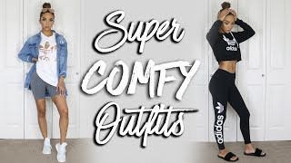 LOOKBOOK | Comfy Everyday Outfits!