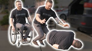 WHY I USE A WHEELCHAIR INSTEAD OF WALKING
