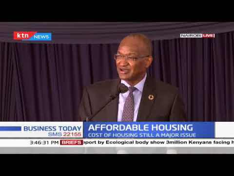 Affordable Housing: Government unveils 1370 housing units, housing deficit stands at 200,000 P.A