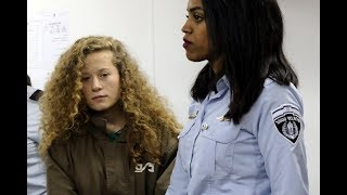 Heroic Palestinian 16-year-old Ahed Tamim Is Latest Child Political Prisoner in Israel