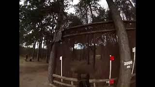 17-3-2019 Anica van Huis-Kortekaas met Godolphin K  (M-Paarden)