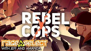 Rebel Cops - The Dojo (Let's Play)