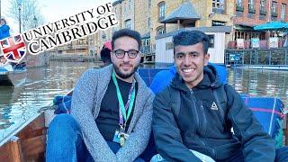 Life At Cambridge University: Fees, Scholarships + Campus Tour 🔥
