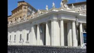 preview picture of video 'Vatican City (in pictures) Part 5'