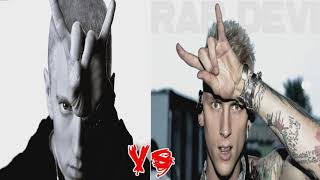 Eminem - Life After Death (MGK DISS RESPONSE)