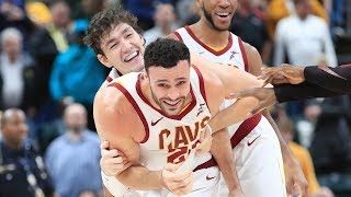 Larry Nance Jr GAME-WINNER - Cavaliers Vs Pacers | Dec 18, 2018 | 2018-19 NBA Season