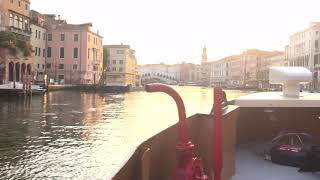 07 - Italy 2020 - Venice - The Grand Canal in 33 Seconds