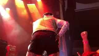 "Turbonegro - ""Just Flesh"" live at Bowery Ballroom"