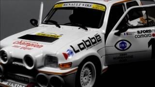 Solido Renault MAXI 5 Turbo – 1986 P.Thomasse