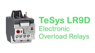 TeSys LR9D Product Launch