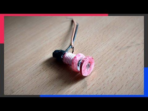 DIY Push Button Switch