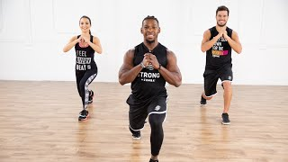 7-Minute STRONG by Zumba Leg Workout
