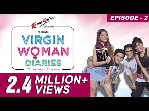 Virgin Woman Diaries – C.O.N.D.O.M.S | Ep 02 | Web Series | Kabir Sadanand | FrogsLehren | HD