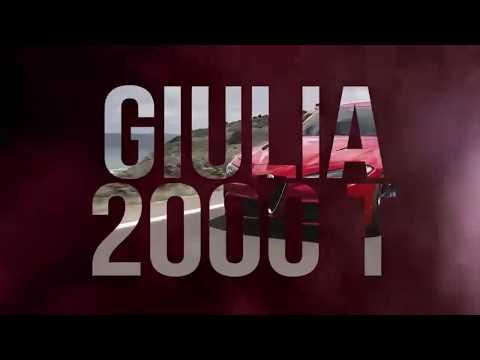 Alfa Romeo Giulia 2000 T Multiair: quattro cilindri di potenza e tecnologia