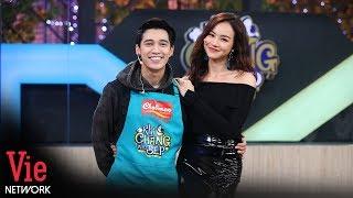 Tronie Ngô Tiết Lộ Hành Trình Chinh Phục Bạn Gái MC-Hoa Hậu Kiều Ngân l Khi Chàng Vào Bếp 2019