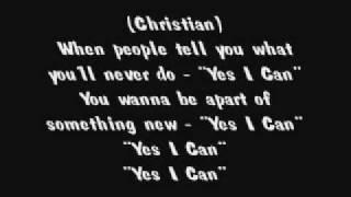 Christian Beadles - Yes I Can ( Lyrics )