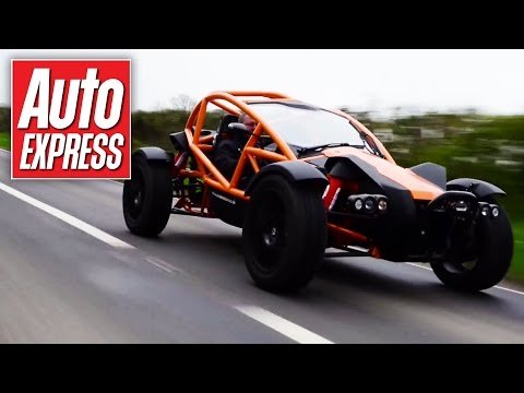 Ariel Nomad review: Ariel's bonkers offroad buggy lets loose