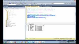 04 SQL Server Queries - Date and Time