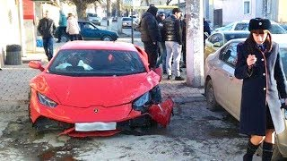 IDIOT Drivers On RUSSIAN ROADS! Driving Fails September 2018 #part 4