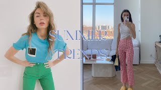 BEST SUMMER TRENDS 2021 | what i'll be wearing this summer
