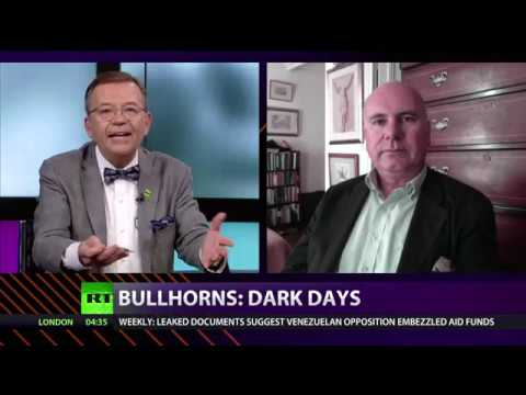 CrossTalk Bullhorns: Dark days