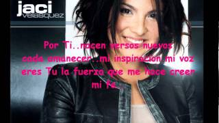 Llegar a Ti (Remix) - Jaci Velasquez