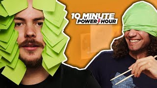 Guiness World Records Part 2 - 10 Minute Power Hour