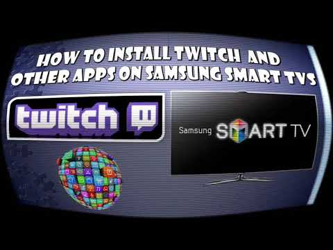 Download How To Install Apps On Samsung Tv Video 3GP Mp4 FLV HD Mp3