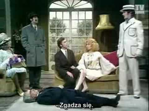 Monty Python - Rozkład jazdy pociągów