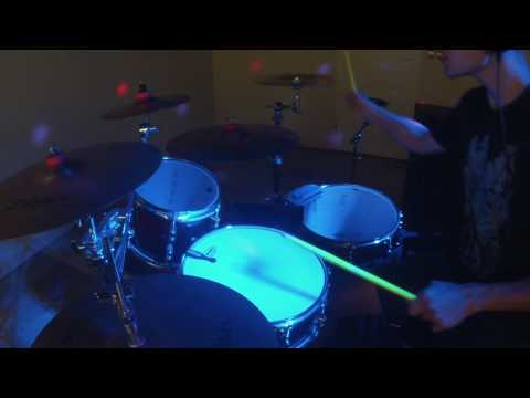 C-BooL - DJ Is  Your Second Name ft. Giang Pham- DRUM COVER by FILIP KAPUSTA