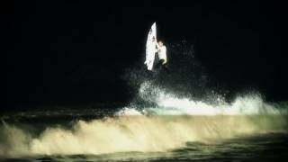 Jordy Smith night ing - Red Bull Nightshift - Camps Bay, South Africa