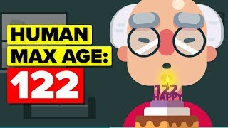 Is The Human Max Age 122?