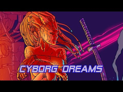 'Cyborg Dreams' | Best of Synthwave And Retro Electro Music Mix for 1 Hour