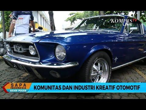Dialog: Komunitas dan Industri Kreatif Otomotif (1)
