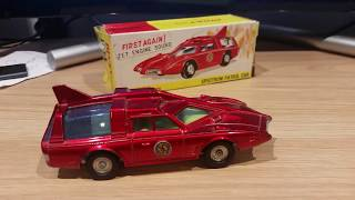 DINKY CAPTAIN SCARLET SPECTRUM PATROL CAR