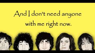 The Strokes - Taken For A Fool (With lyrics)