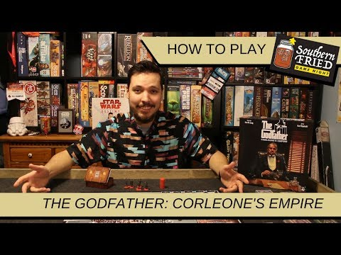 How to Play The Godfather: Corleone's Empire!